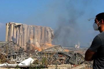 naom 5f2be531b814f - Devastado, porto de Beirute tem significado histórico para o Brasil