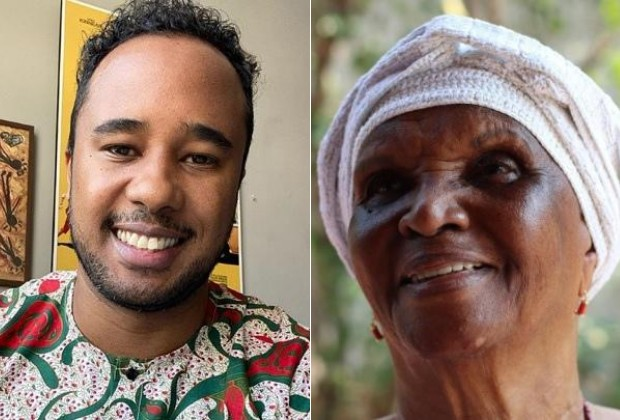 neto - Neto de Chica Xavier escreve texto emocionante após morte da avó