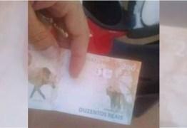 Sem ser lançada pelo Banco Central, nota de R$ 200 já circula no Rio de Janeiro