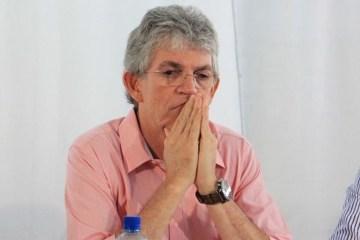 ricardo coutinho operacao calvario - Desembargador nega ação e R$ 6,5 milhões de Ricardo Coutinho continuam bloqueados