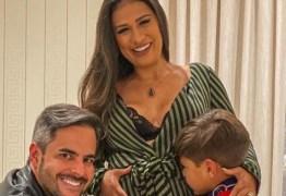 Cantora Simone está grávida do segundo filho com empresário Kaká Diniz; VEJA VÍDEO