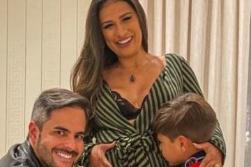 simone - Cantora Simone está grávida do segundo filho com empresário Kaká Diniz; VEJA VÍDEO