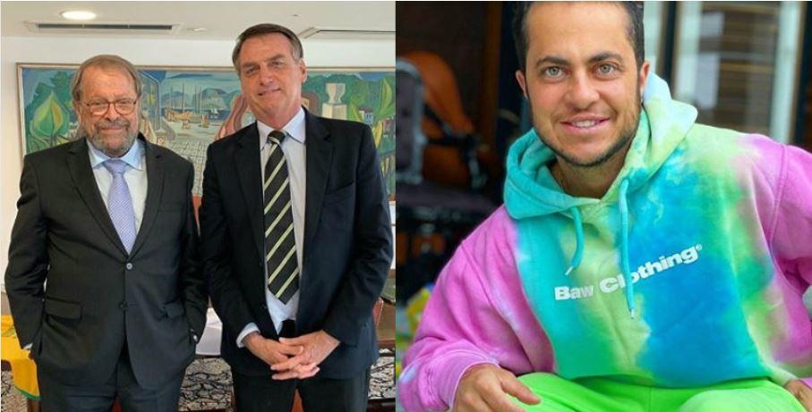 """thamy - """"Dia dos Pais é o Dia dos Pais, não o dia das trans"""", dispara Carlos Vereza sobre Thammy Miranda"""