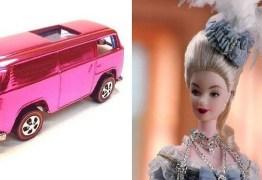 Brinquedos esquecidos podem valer fortuna de até R$ 3,3 milhões