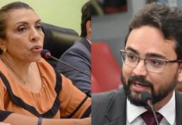 """Cida critica redução no """"Bolsa Alimentação"""" e Tibério insinua que ela fez uso político do programa – VEJA VÍDEO"""