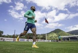Com desfalques de peso, Flamengo divulga a lista de relacionados para duelo contra o Bahia; confira