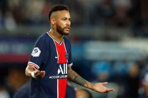 2020 09 13t204651z1035287100up1eg9d1lq394rtrmadp3soccer france psg olm report 300x199 - Neymar pode pegar de quatro a sete jogos de suspensão