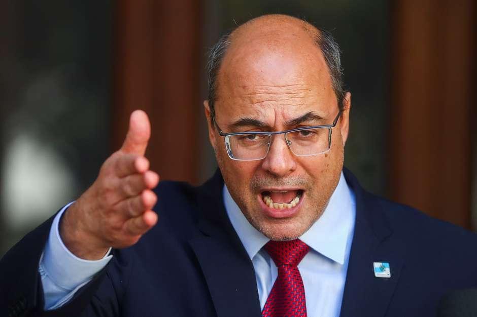 2020 09 17T194825Z 1 LYNXMPEG8G1ZZ RTROPTP 4 HEALTH CORONAVIRUS BRAZIL POLITICS - Witzel cobrava 10% do repasse da saúde a sete prefeituras