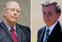 Celso de Mello manda Bolsonaro depor pessoalmente sobre suposta interferência na PF