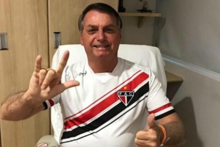 20200926140919 bolsonaroedit - Bolsonaro tem alta de hospital um dia após retirar cálculo da bexiga