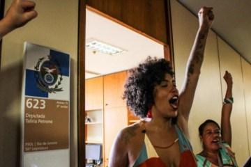8999 - Ameaçada de morte, Talíria Petrone vai à ONU para pressionar resposta do governo Bolsonaro