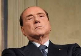'Pior experiência da minha vida', diz Berlusconi sobre Covid