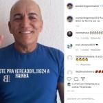 """9998 - Candidato a vereador em Cajazeiras manda recado aos eleitores que querem vender o voto: """"Meu dinheiro não é sujo e nem roubado"""" - VEJA VÍDEO"""