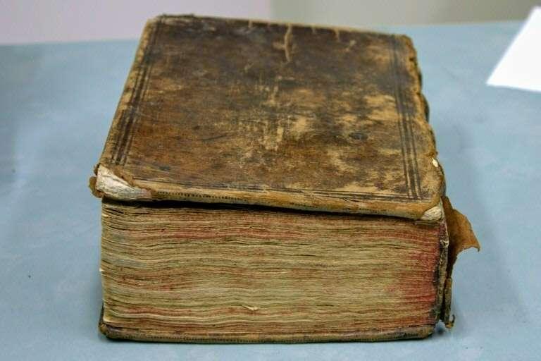 BB19pIo2 - Descoberto na Espanha possível primeiro exemplar de Shakespeare do país