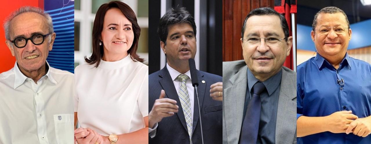 BeFunky collage 4 - OS ESCOLHIDOS: apenas 5 dos 14 candidatos à prefeitura da capital contam com o apoio de vereadores em suas campanhas; confira