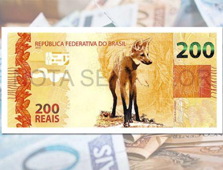 CEDULA 1 view - Cédula de R$ 200 entra em circulação hoje