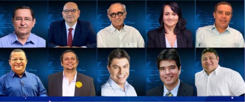 Capturar 57 1024x428 - TV Master realiza debate com candidatos à Prefeitura de João Pessoa - VEJA VÍDEO