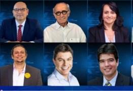 TV Master realiza debate com candidatos à Prefeitura de João Pessoa – VEJA VÍDEO