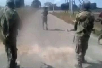 CapturarLL - CENAS FORTES: Homens espancam e matam mulher
