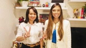 ELAS 300x169 - PDT FECHA COM PV: Damião Feliciano indica sua filha Mariana Feliciano para vice de Edilma
