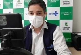 Secretário de Saúde de Campina Grande rebate Geraldo Medeiros: 'Não admito que diga isso sobre o nosso trabalho'