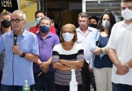 """""""CAMPANHA PARALELA"""": Helena Holanda anuncia apoio a Cícero, mas permanece na base de Cartaxo"""