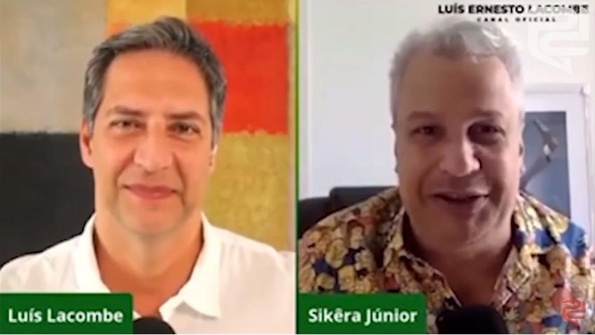 SIKERA JR - 'TIVE QUE BLINDAR OS CARROS': Sikera Jr acusa esquerda paraibana de perseguição e cita 'pressão' por sua demissão da TV; VEJA VÍDEO