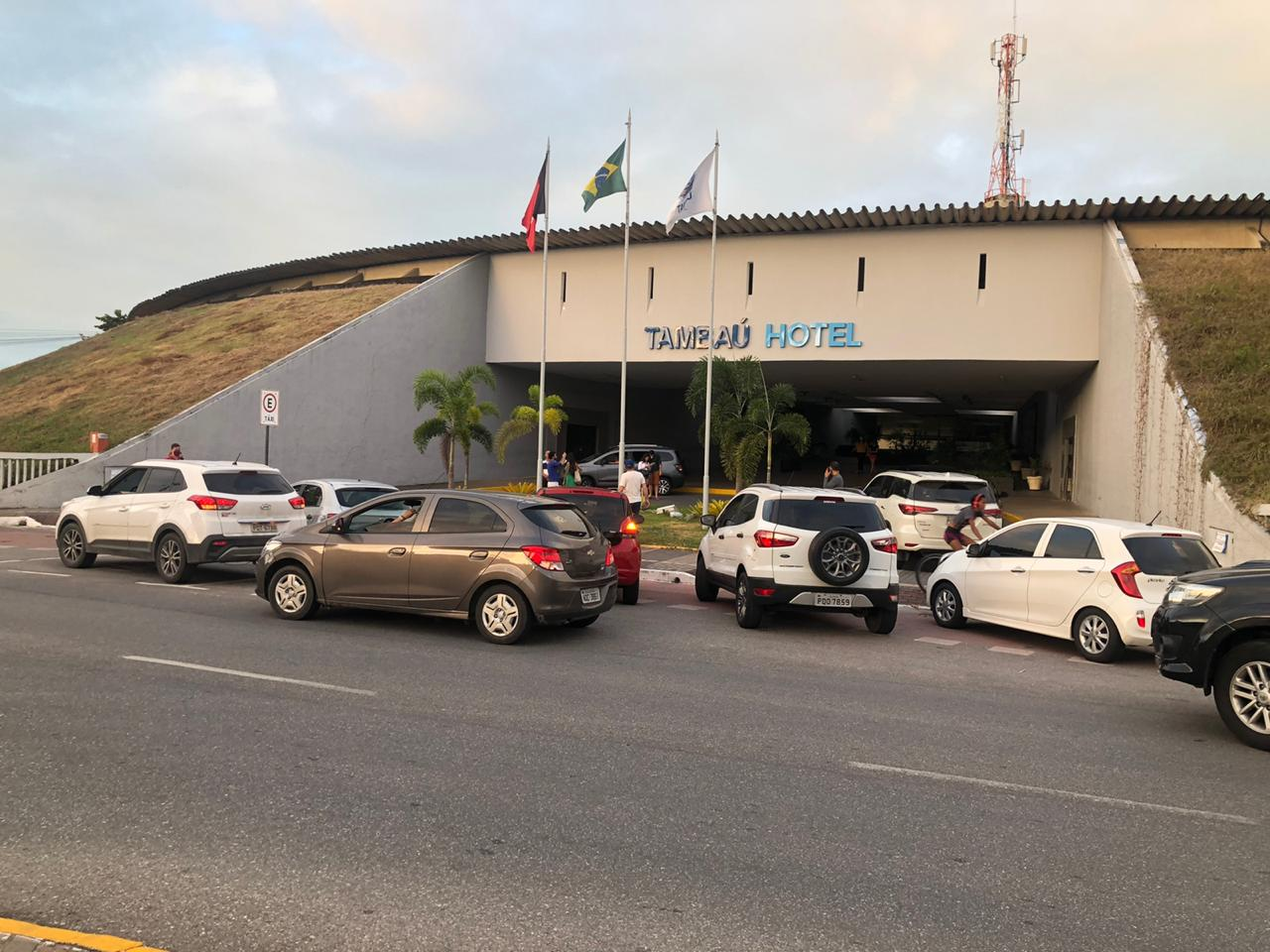 WhatsApp Image 2020 09 05 at 18.24.17 - SURPRESA, CONSTRANGIMENTO E PREJUÍZO: turistas fazem reserva e na hora da hospedagem descobrem que hotel está desativado; VEJA VÍDEO