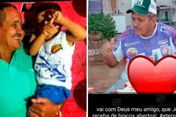 """WhatsApp Image 2020 09 16 at 17.27.18 1 - Autor de """"O time tá ricuído"""" morre de Corona Vírus"""