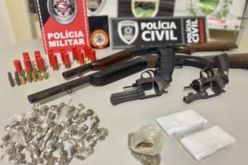 WhatsApp Image 2020 09 22 at 11.20.20 - Operação prende homens que traficavam drogas e ameaçavam população de São José dos Ramos