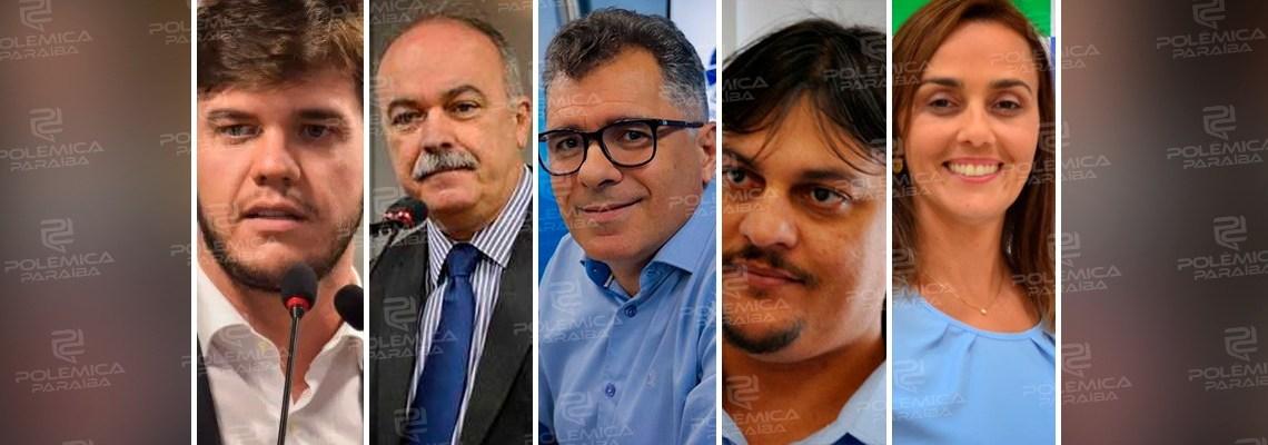 Acompanhe a agenda dos candidatos a prefeito de Campina Grande nesta quarta-feira (30)