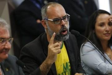 alan dos santos - PF encontra mensagens em que blogueiro investigado sugere intervenção militar a assessor de Bolsonaro, diz revista