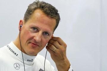 Neurologista fala sobre Schumacher: 'vegetativo e irreversível'