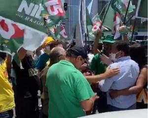 campanha nilvan 300x239 - MDB municipal e nacional emitem notas sobre ameaça a Nilvan