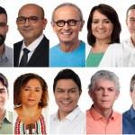 candidatos a prefeito de joao pessoa em 2020 - ELEIÇÕES 2020: IBOPE registra primeira pesquisa para prefeito de João Pessoa; saiba mais