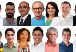 PREFEITURA DE JOÃO PESSOA: candidatos recebem mais de R$1,5 milhão para gastar na campanha