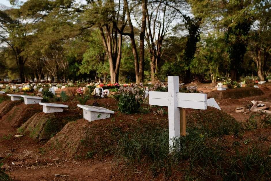 covid - COVID-19: Brasil registra 922 mortes em 24h e se aproxima de 130 mil