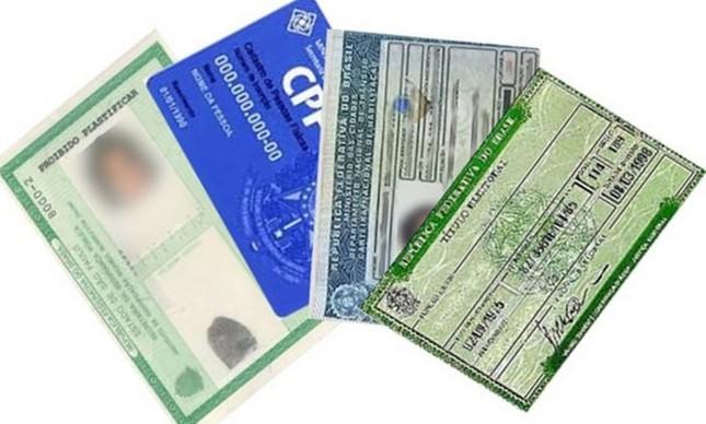 documentos - Mutirão para emissão de documentos é prorrogado até 5 de novembro, em João Pessoa