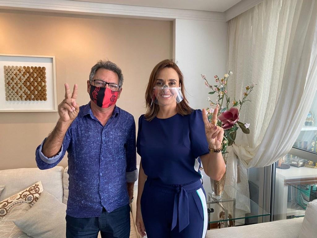 ec21a79a 6fb1 454c afea 194f1d71c72e 1024x768 - UNINDO FORÇAS: Solidariedade anuncia apoio à candidatura Ana Cláudia à prefeitura - OUÇA