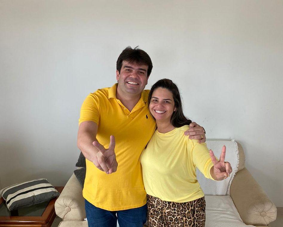 edu e1600350449811 - Eduardo Carneiro declara apoio a pré-candidata a prefeita de Conde Karla Pimentel