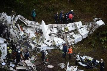 Justiça americana estipula indenização de 4,8 bi para vítimas do voo da Chapeconse