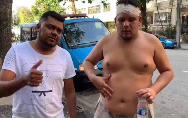 f05sypymdf3k8jzus7i2d6h88 - Turistas confundidos com milicianos são sequestrados e torturados na Rocinha