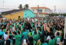 EVENTO HISTÓRICO: Multidão lotou ruas na convenção do Cidadania em Pedras de Fogo