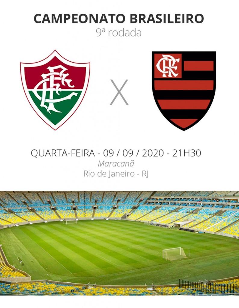 ficha jogo - FLA x FLU: rivais cariocas se enfrentam nesta quarta-feira (09), pelo Campeonato Brasileiro
