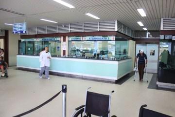 hospital de trauma jp2 foto walla santos - Agredido pelo próprio sogro: homem é ferido com golpe de foice na cabeça, em Rio Tinto