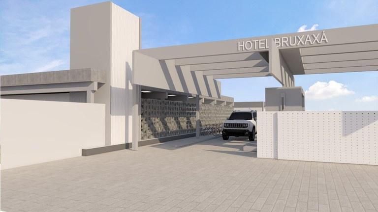 hotel - João Azevêdo anuncia investimento de R$ 8,8 milhões para implantação de hotel escola Bruxaxá em Areia