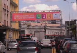Campanha Liquida Campina vai beneficiar instituições de caridade em Campina Grande