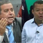 """joao almeida e nilvan - """"ARMAÇÃO"""": João Almeida põe em dúvida ameaça contra Nilvan Ferreira"""