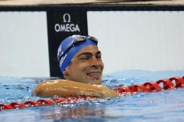 Atleta Kaio Márcio anuncia aposentadoria: 'Estou deixando as piscinas e pendurando a minha sunga'