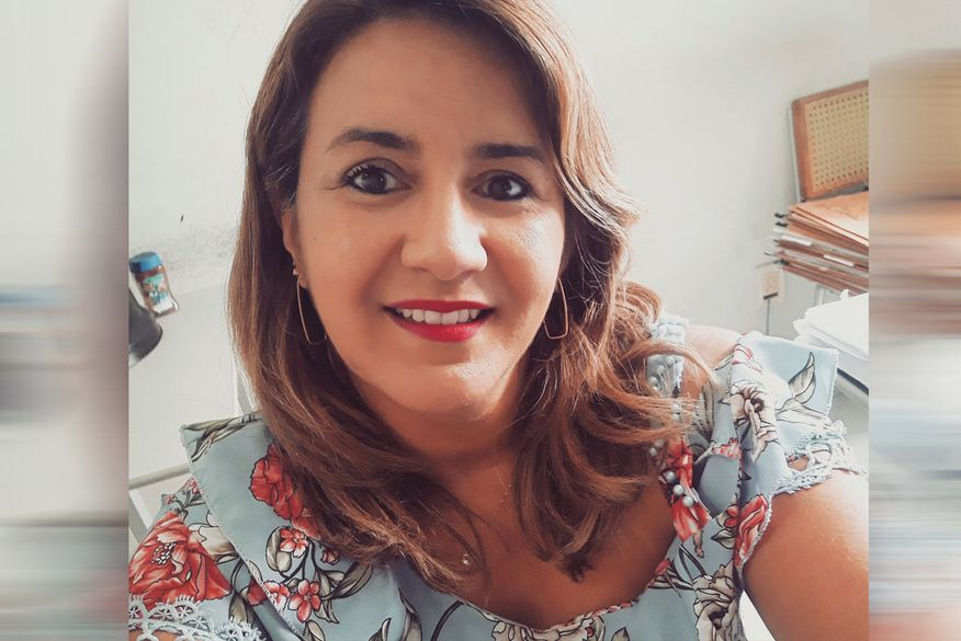 karina paula araujo - LUTO NA IMPRENSA PARAIBANA: jornalista Karina Araújo morre vítima da Covid-19